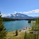 Johnson Lake in Canada (5)