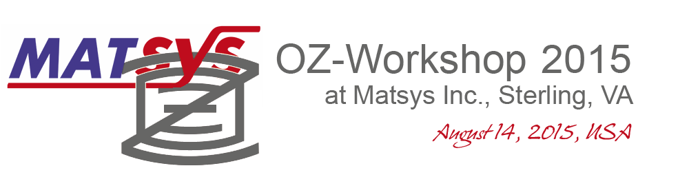 Matsys-Workshop
